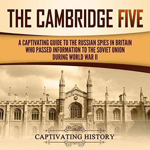 The Cambridge Five cover art