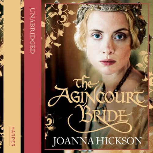 The Agincourt Bride audiobook cover art