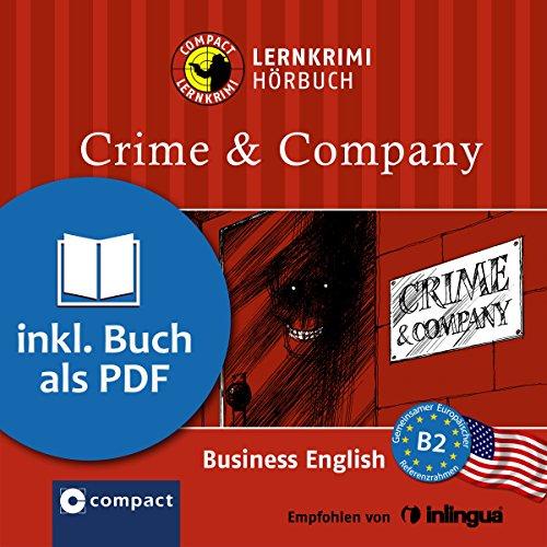 Crime & Company (Compact Lernkrimi Hörbuch) Titelbild