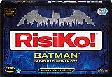 Editrice Giochi, Risiko! BATMAN DC, Gioco di Strategia, Gioco da Tavolo, dagli 10 anni in su,