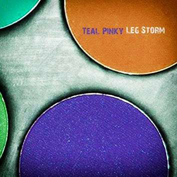 Teal Pinky