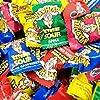 世界一酸っぱい飴 Warheads Extreme Sour Hard Candies エクストリームサワーキャンディー お得な簡易包装パック 100g [並行輸入品]