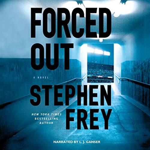 Forced Out audiobook cover art