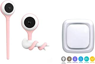 Lollipop Baby Camera with True Crying Detection and Lollipop Sensor - for Lollipop Baby Monitor (Cotton Candy with Sensor)...