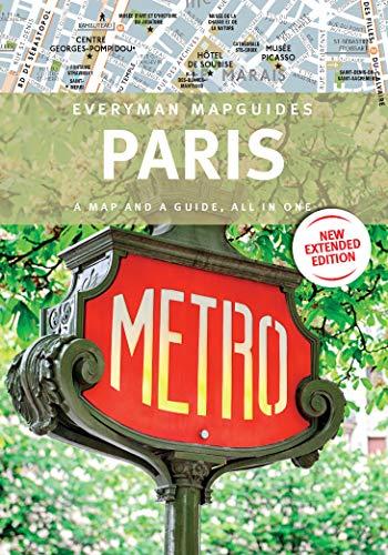 Paris Everyman Mapguide [Idioma Inglés] (Everyman Map Guides)