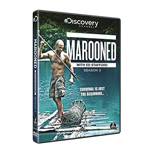Marooned with Ed Stafford: Season 2 [DVD]