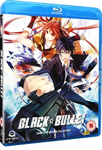 Black Bullet: Complete Season Collection [Blu-ray] [NTSC]