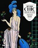 Agenda 2020 Rétro chic - Gravures de mode