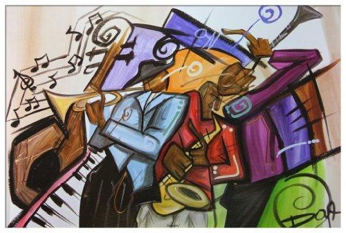 custom art music one - 6