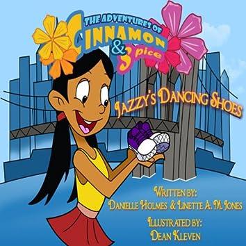 Jazzy's Dancing Shoes (feat. Anna Jones & Jasmine Benjamin) - Single