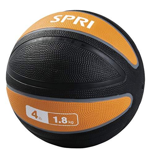 Our #5 Pick is the SPRI Xerball Medicine Ball