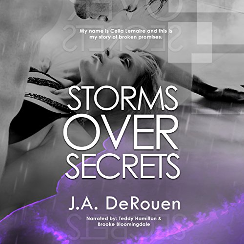 Storms over Secrets  By  cover art