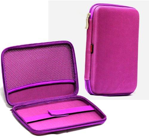 Navitech Hart Schutz Case Cover für das Busbi Tablet PC, Archos 80 Cobalt, Archos 70 Titanium, Nextbook Premium7se, Go Clever R75 7