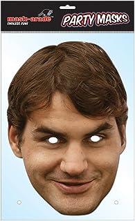 mask-arade パーティーマスク【ロジャー・フェデラー/Roger Federer】