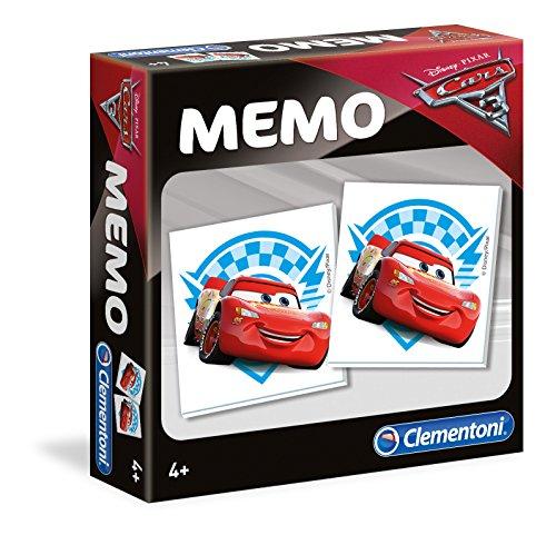 Clementoni 18006.6 Disney Cars Memo Games