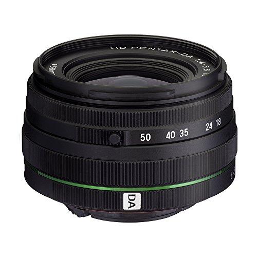 PENTAX 標準ズームレンズ HD PENTAX-DA18-50mm 4-5.6 DC WR RE 21357