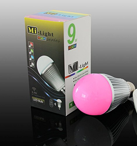 LIGHTEU LED light, E27, 9 W