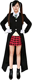 DAZCOS US Size Women's Maka Albarn Cosplay Costume