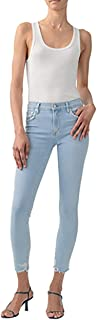 AGOLDE Sophie High Rise Skinny Crop Size 29 in Parallel