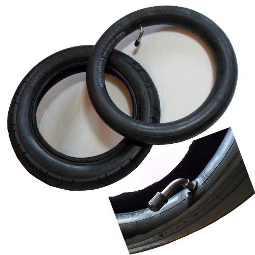 Reifen Mantel + passenden Schlauch mit Winkelventil 280 x 65 -203 incl. 1x Montagehebel