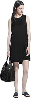 MANGO Dress for Women - BLACK XS