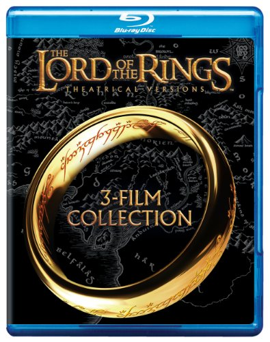 Lord of the Rings: Original Theatrical Trilogy [Blu-ray] [Importado]
