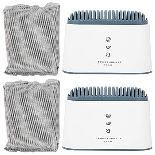 Herramienta de desodorante PP de alta calidad de tela no tejida, herramienta de limpieza de caja de desodorante de uso duradero, cocina para refrigerador doméstico