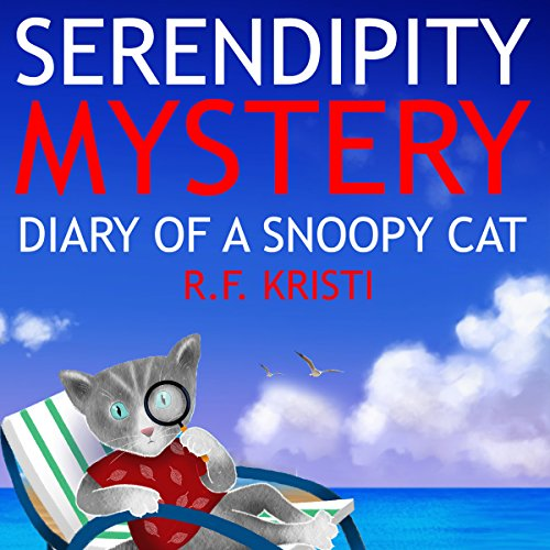Serendipity Mystery: Diary of a Snoopy Cat  audiobook cover art