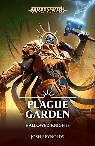 Plague Garden (Hallowed Knights Book 1) (English Edition)