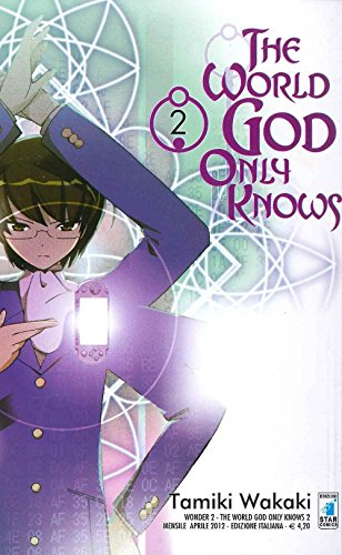 The world god only knows (Vol. 2)