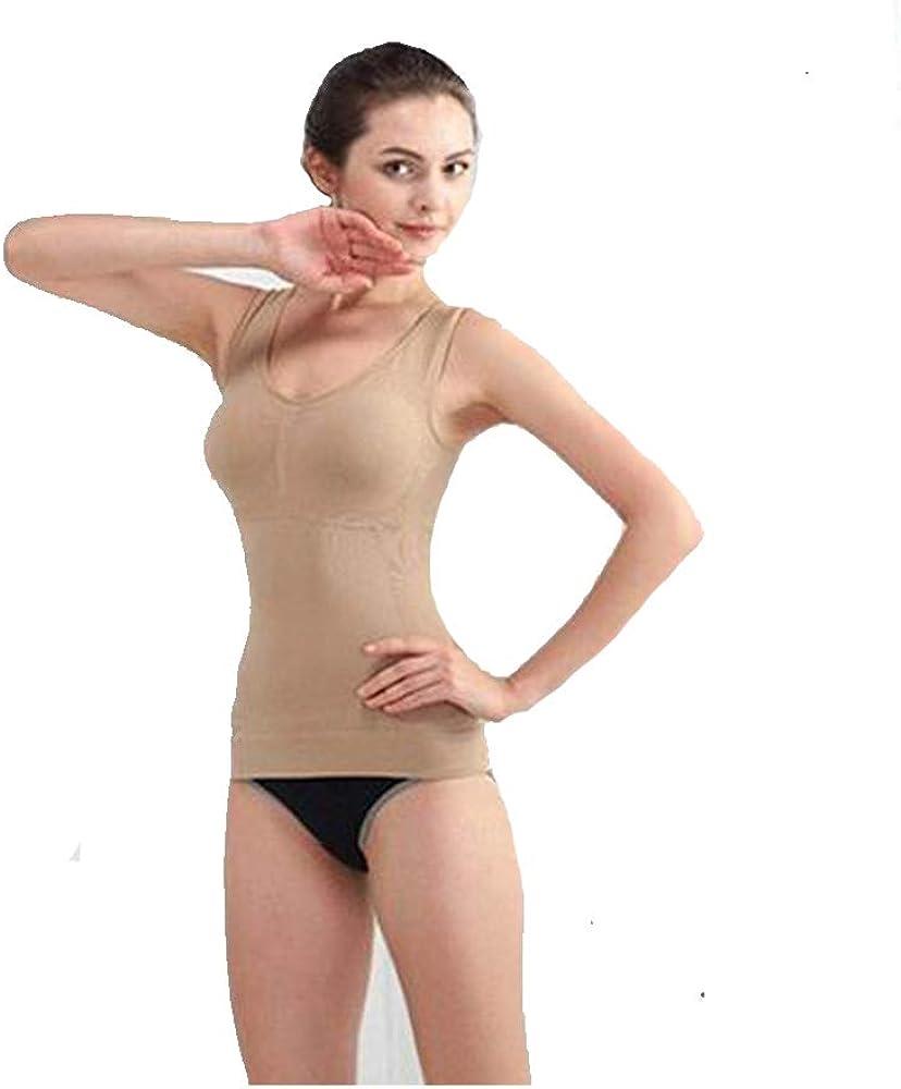 Camisole De Forme sans Couture Shapewear De Camisole De Compression 3 en 1 Sculpting Body Shaping Cami
