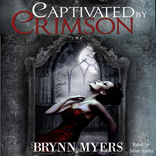 Captivated by Crimson audiobook cover art