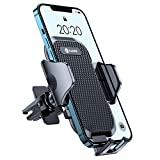 andobil Handyhalterung Auto Lüftung Upgrade Handyhalter fürs Auto mit 2 Lüftungsclips Auto Handyhalterung Universale kfz Handy Halterung für iPhone 12/11 Samsung S21/S20/S10 Huawei/Xiaomi/OnePlus usw.