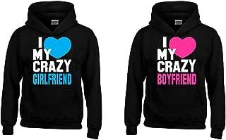 Best i heart my boyfriend hoodie Reviews
