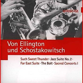 Ellington & Shostakovich: Von Ellington Und Schostakowitsch