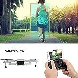 Drone Quadcopter Con Videocamera Wifi Fpv Posizionamento Video in Diretta Drone Per Principianti Rc...