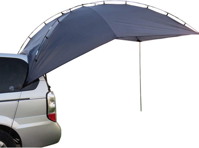 Fang zhou Camper Shelter Canopy - Family Camping 3-4 Personen Wasser- und UV-Schutz Sun Shelter Removable Waterproof für Outdoor-Wandern Angeln Tragetasche