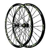 Rennrad Räder 700C Leichtmetall-Doppelwandfelge V/C Brake Scheibenbremse Schnelle Veröffentlichung...
