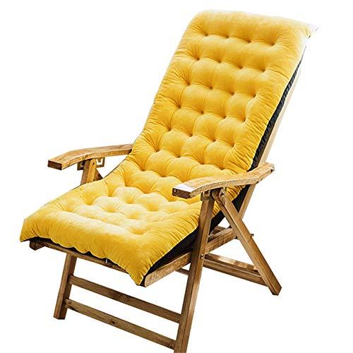 QiHaoHeji kussen voor stoelen, hoge rugleuning, voor binnen en buiten, schommelstoel van proximity van het venster