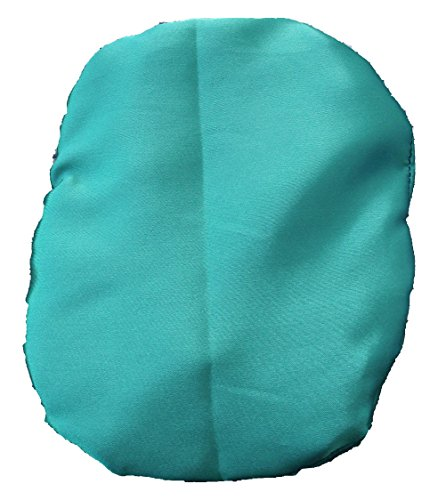 Simple Stoma Cover Ostomy Bag Cover Liquid Satin Smaragd Grün