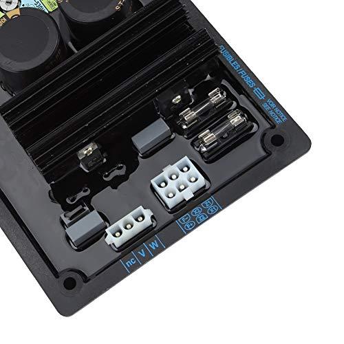 Mothinessto Módulo de Control de Arranque automático Generador Regulador de Voltaje ST...