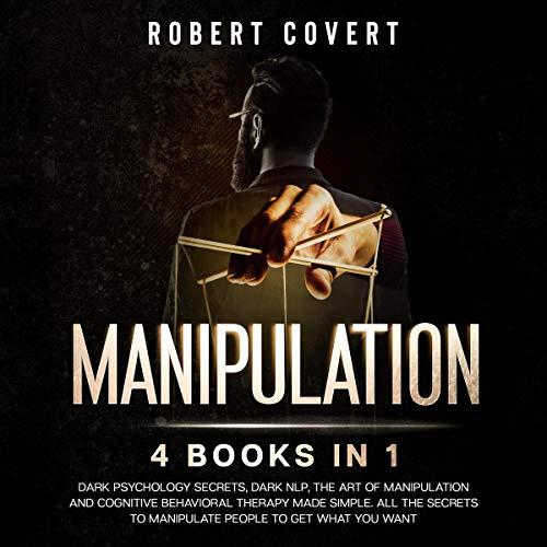 Manipulation: 4 Books in 1 audiobook cover art