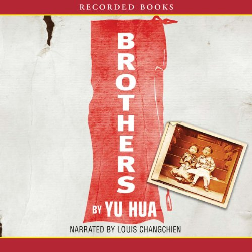 Brothers audiobook cover art