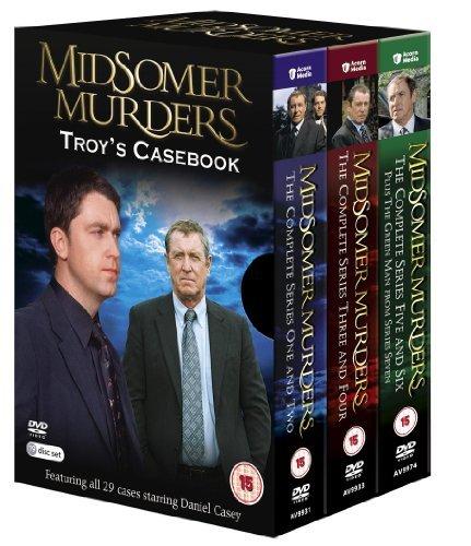 Midsomer Murders - Troy's Casebook