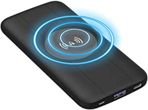 Jarv PPS Wireless Exec PD 10,000mah Power Bank with 10W Wireless Charging and Type C 18W PD