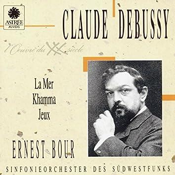 Debussy: La mer, Khamma, Jeux