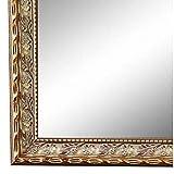 Online Galerie Bingold Spiegel Wandspiegel Gold 40 x 80 cm - Antik, Barock, Vintage - Alle Größen - Massiv - Holz - AM - Brescia 2,0