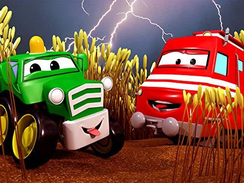 Der Traktor / Der Hebebühnen-Truck