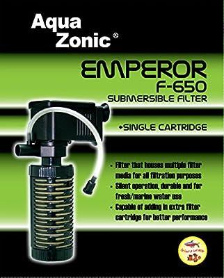empereur d'alimentation interne filtre Eco Pompe à eau submersible d'aquarium Bio
