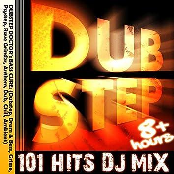 Dubstep 101 Hits 8hr DJ Mix: Dubstep Doctor's Bass Cure (Dubstep, Drum & Bass, Grime, Psystep, Rave Grinder, Anthem, Dub, Ambient)